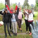 Įmanoma?! Paauglių stovykla Marcinkonyse